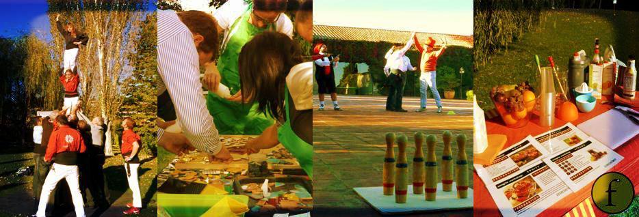 TEAM BUILDING: Catalan Traditions dans le parc naturel de La Mola