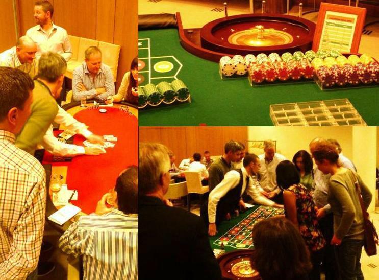 TEAM BUILDING: Casino Clandestin