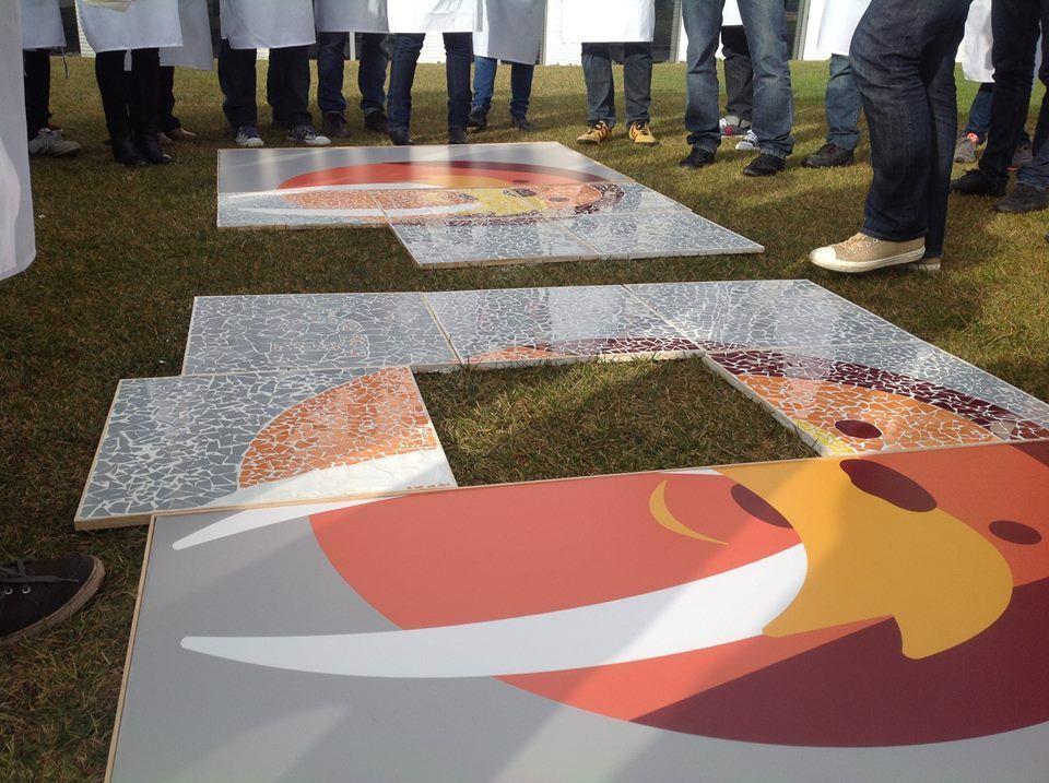 TEAM BUILDING: U Feel Gaudi, un atelier créatif avec des mosaiques