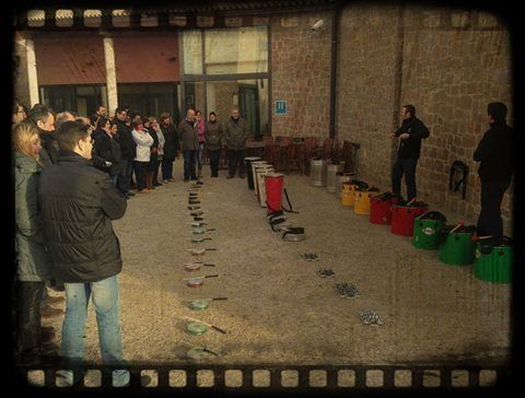 TEAM BUILDING WORKSHOP: FEEL THE MUSIC THROUGH PERCUSSION