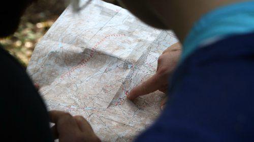 Orienteering challenge