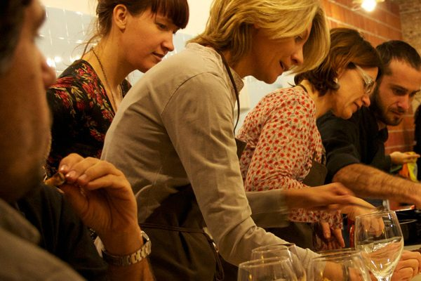 Teambuilding Cooking