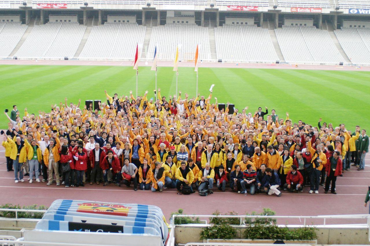Teambuilding Activity Olympic Spirit barcelona