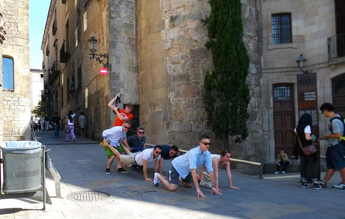 HFC teambuilding City Challenge Barcelona (5)_opt