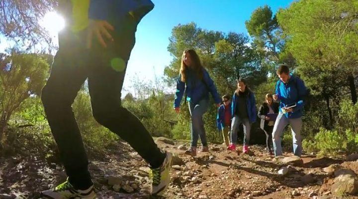 la mola team building hiking U discovery
