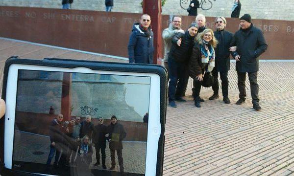 team building_activity_activities_barcelona_gymkhana_ipad_race_city_treasure hunt_