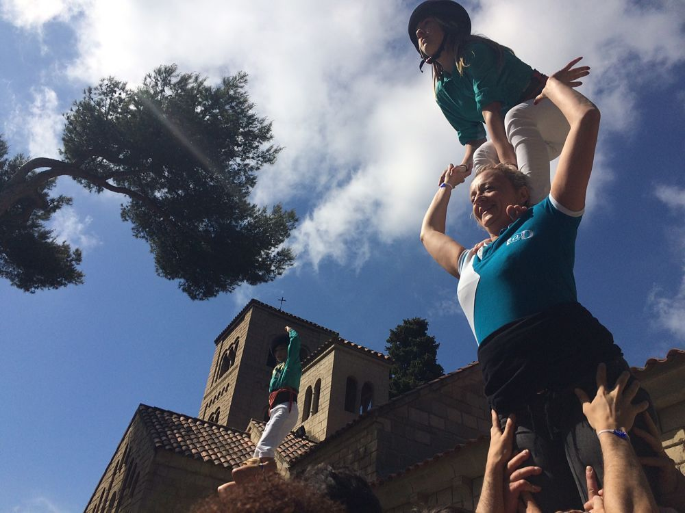 Human towers_teambuilding_barcelona_