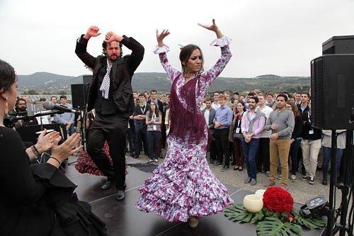 Flamenco Dance Teambuilding