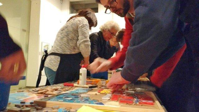 TEAM BUILDING: RALLYE URBAIN & ACTIVITÉ ARTISTIQUE