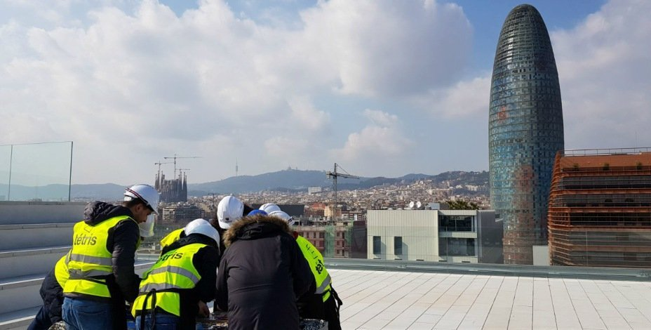TEAM BUILDING: ATELIER TRENCADIS À BARCELONE