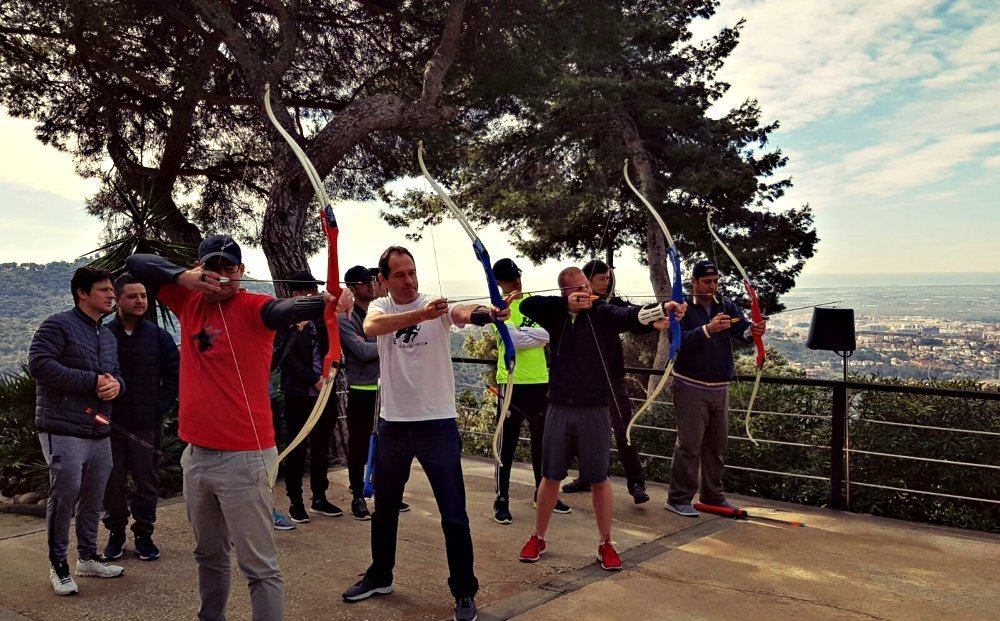 TEAM BUILDING BARCELONA: FROM THE MOUNTAIN TO THE SEA