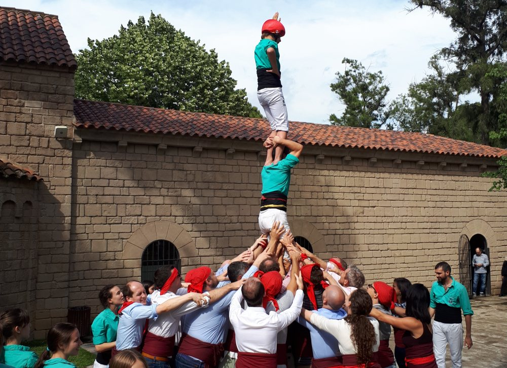 Human Towers team building_human_towers_cohesion_events_experience