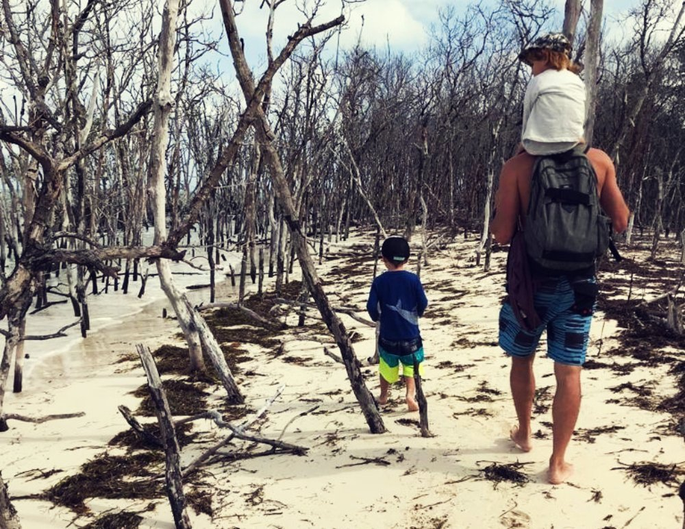 TEAM HFC: BACKPACKER IGOR WANDERS CUBA WITH KIDS
