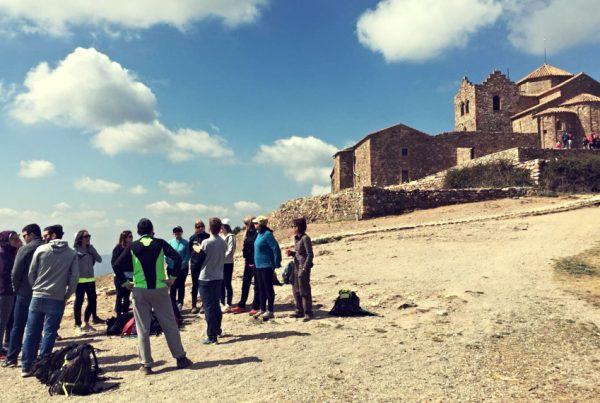 orienteering challenge La mola