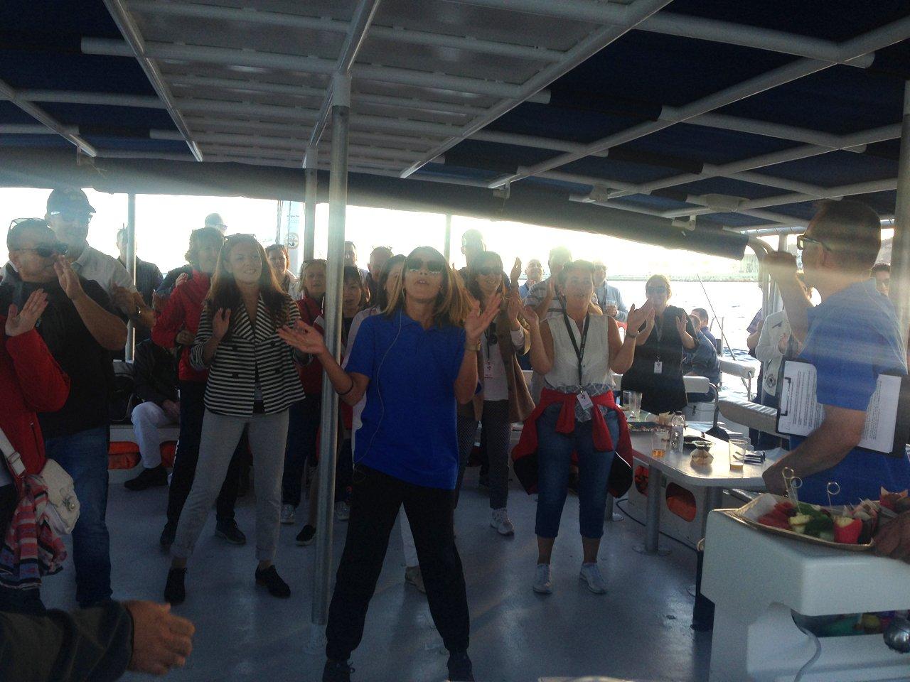 flashmob nautic2