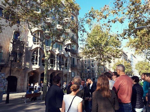 incentives visit barcelona
