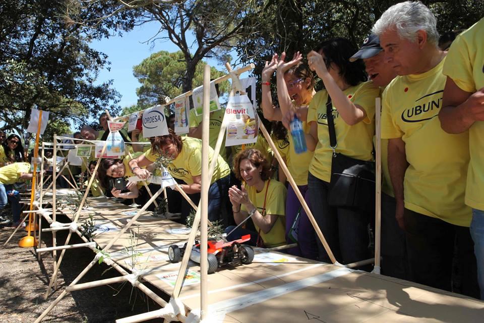 creative activity team building barcelona
