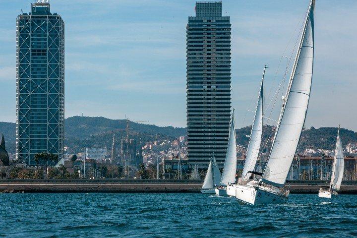 Regatta Barcelona Olynpic port
