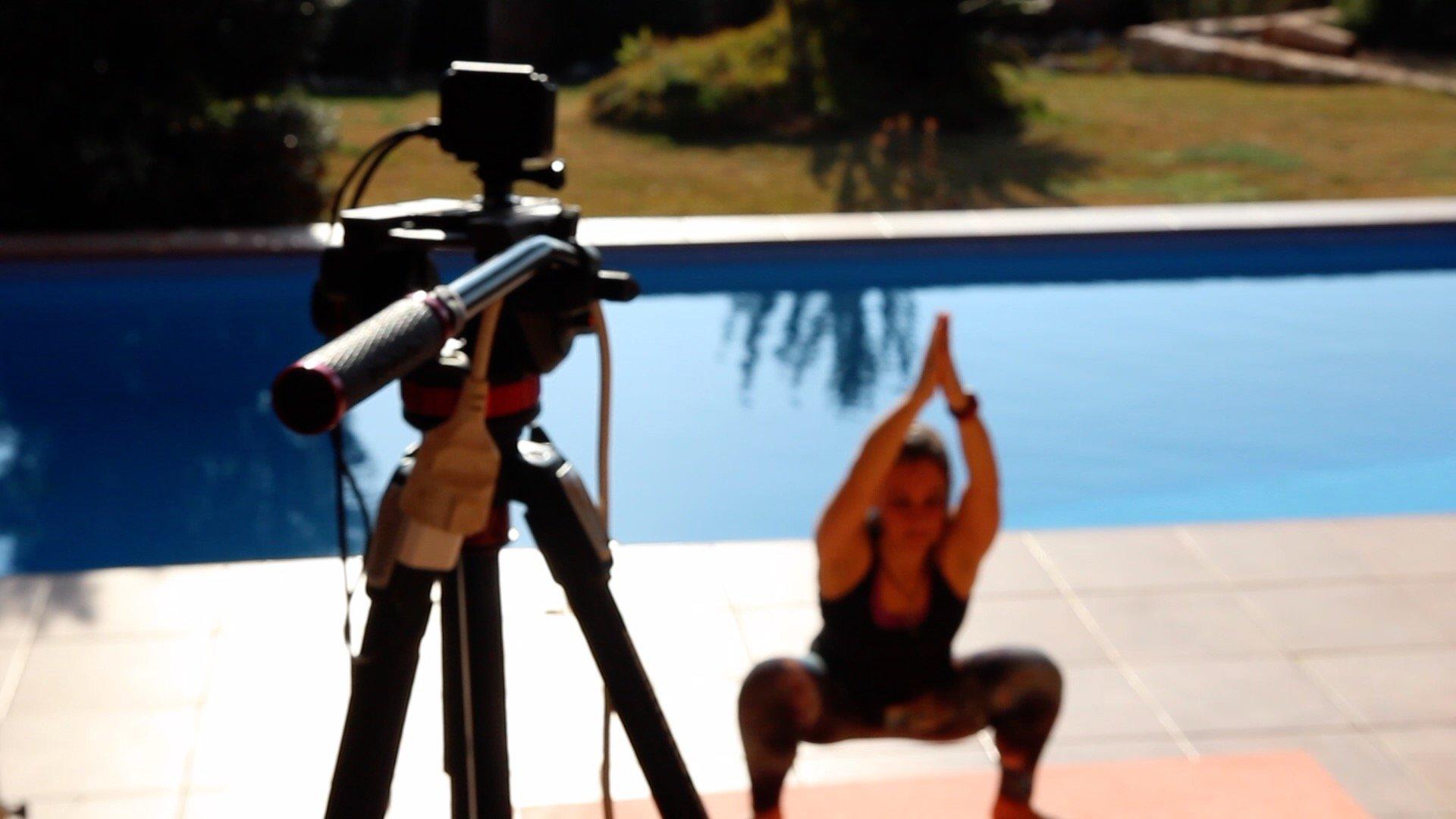 yoga remote