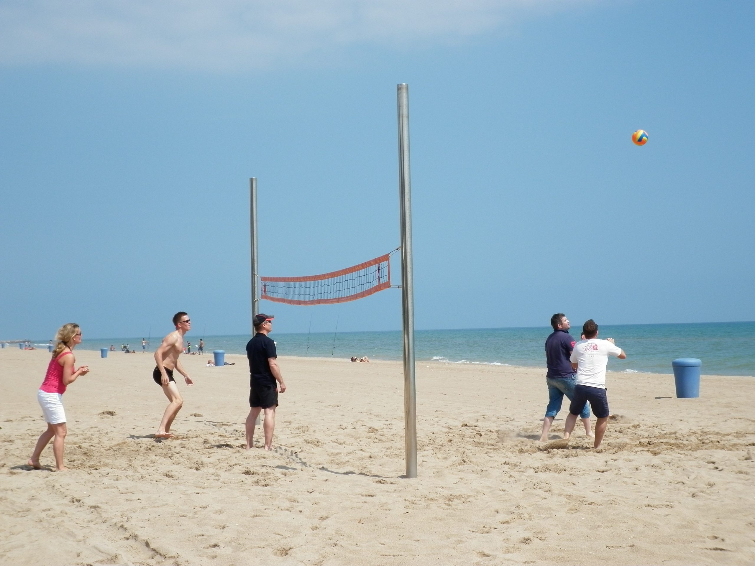 Amfivia Barcelona Incentive Trip Beach Activities (15)