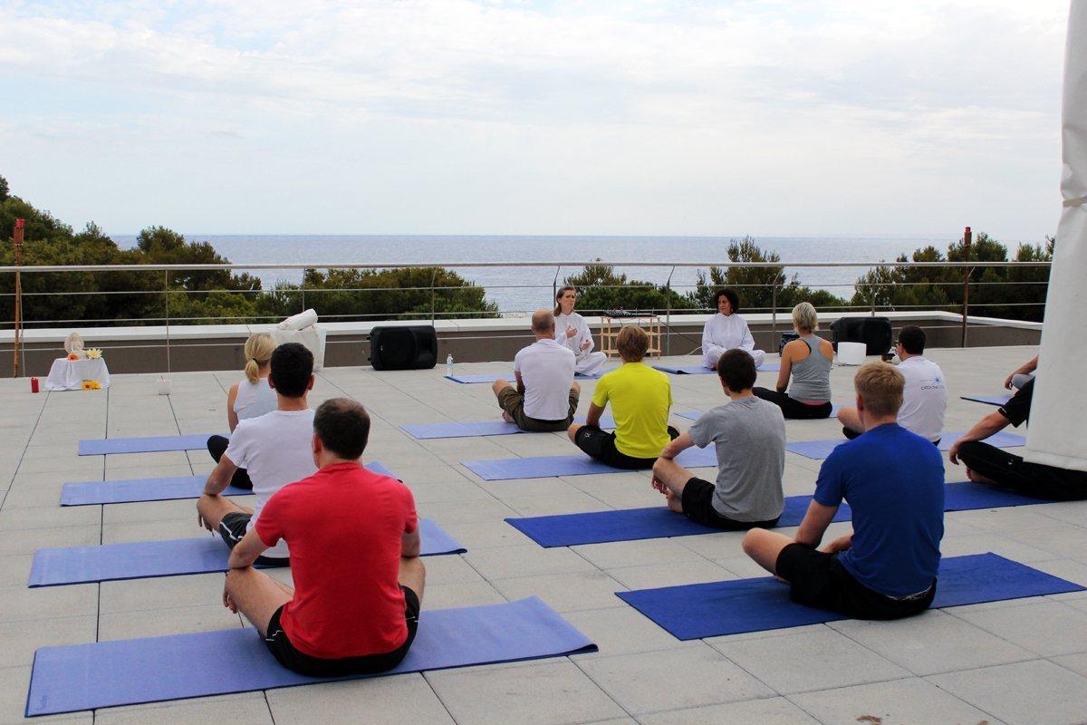 yoga incentive corporate