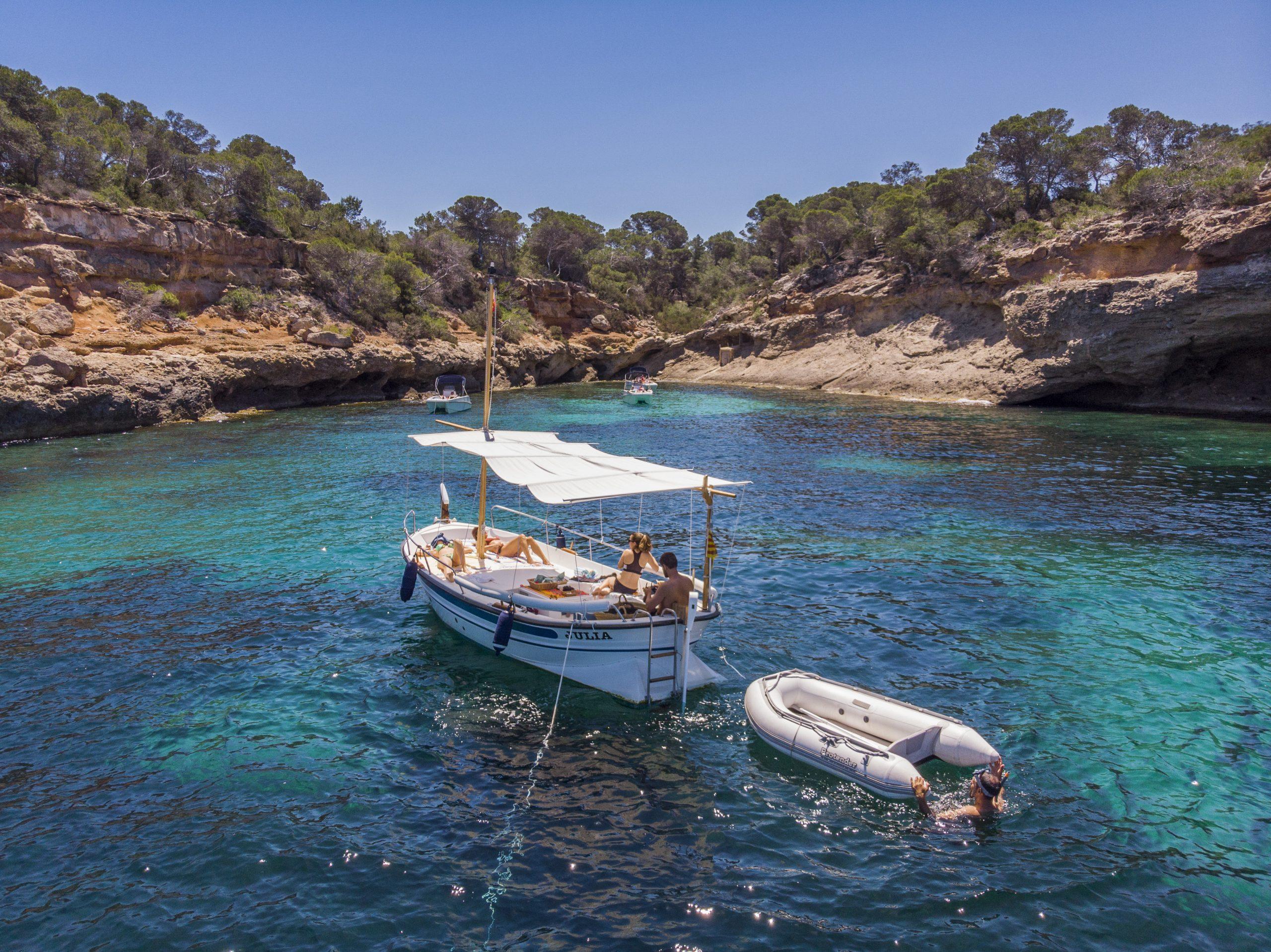 tradition boat incentive ibiza