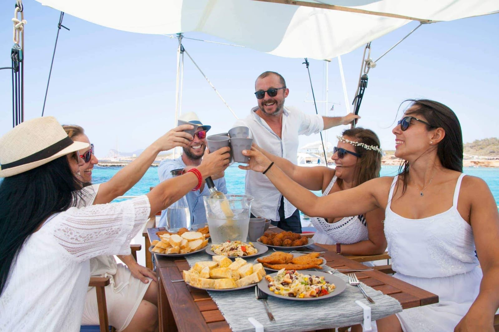 traditional boat charter ibiza