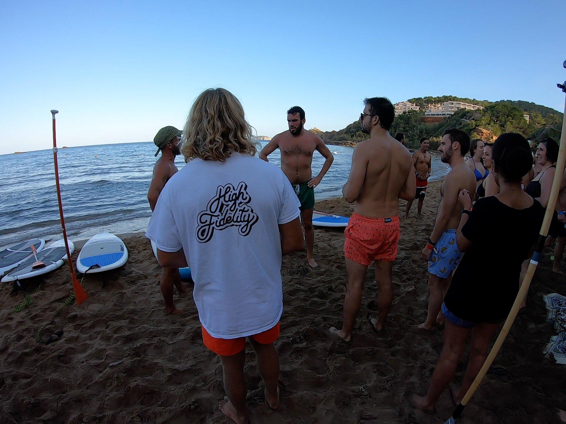 IBIZA BEACH SPORTS