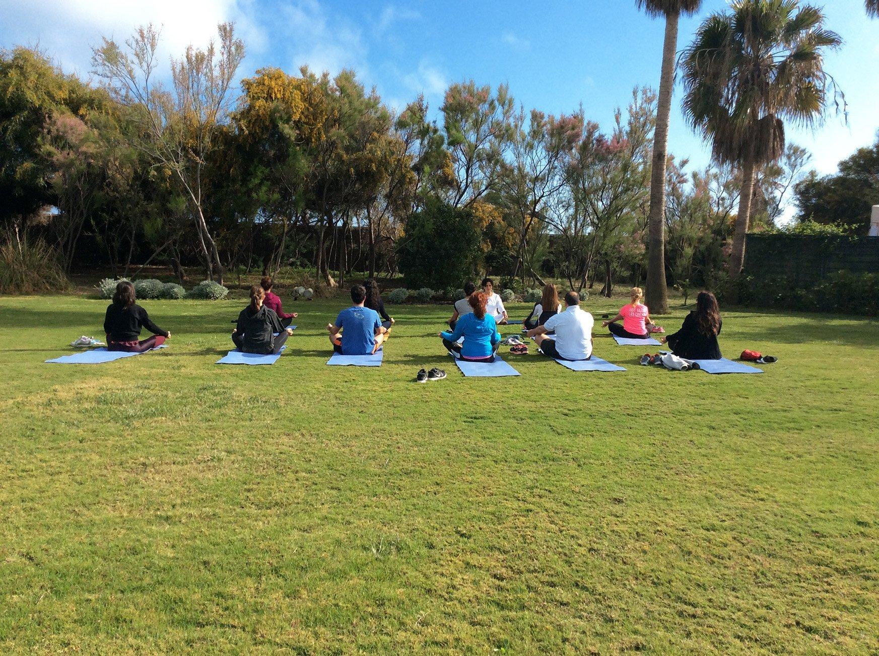 yoga incentive