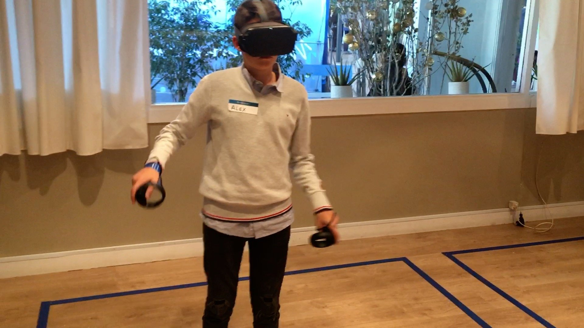realidad virtual event